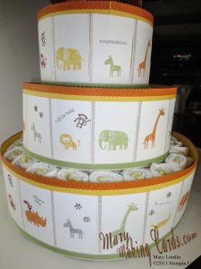 Diaper Cake-1