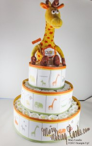 Diaper Cake-2