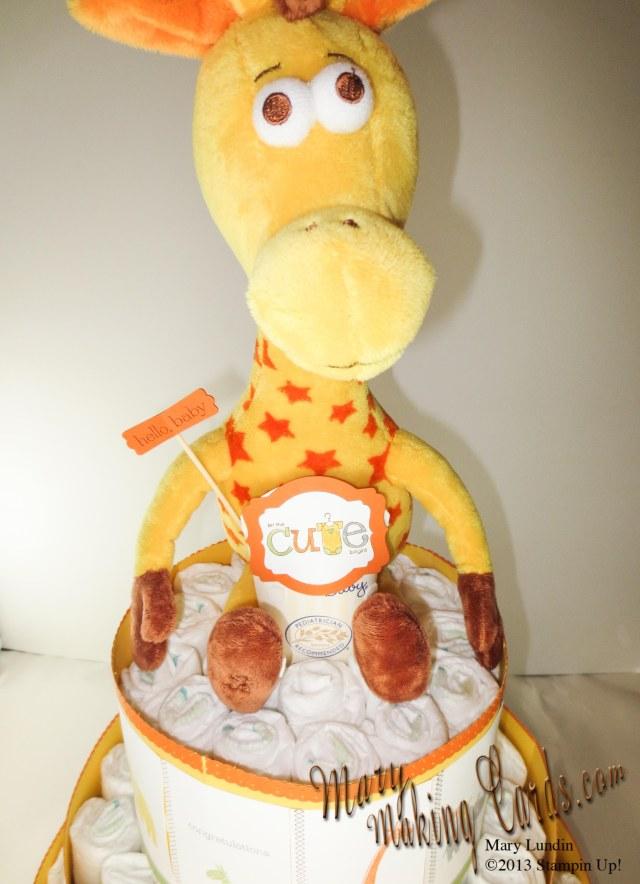 Diaper Cake-3