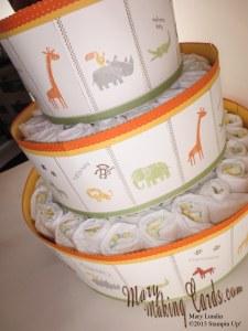 Diaper Cake-4