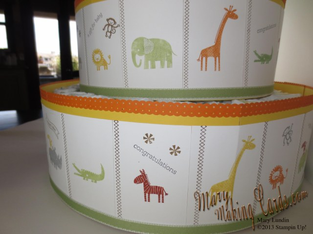 Diaper Cake-5